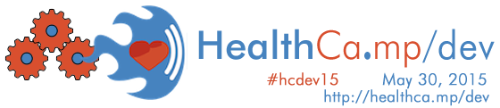 Health DevCamp logo